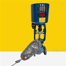 ZZWPE-16BW自力式电动温控阀(蒸汽、导热油)