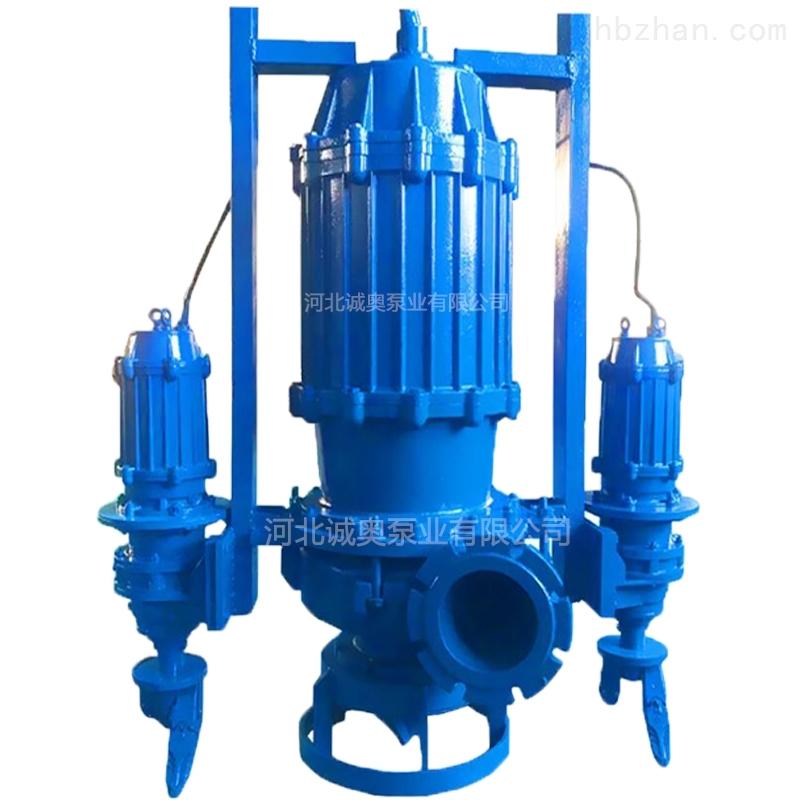 潜水渣浆泵吸沙泵