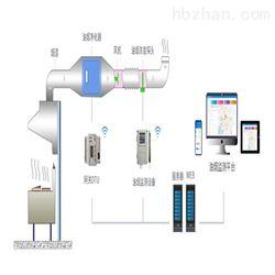 餐饮油烟监测方案 油烟浓度远程监测设备