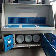 LC-GZT2000-1金屬打磨拋光去毛刺集塵工作台/集塵台