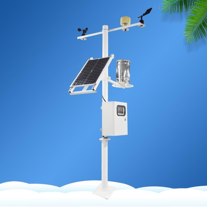五要素自动气象站