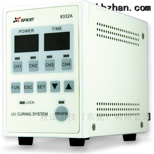 日本ccs点紫外线UV-LED点光源8332A