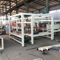 全自動水泥基勻質板切割生產設備