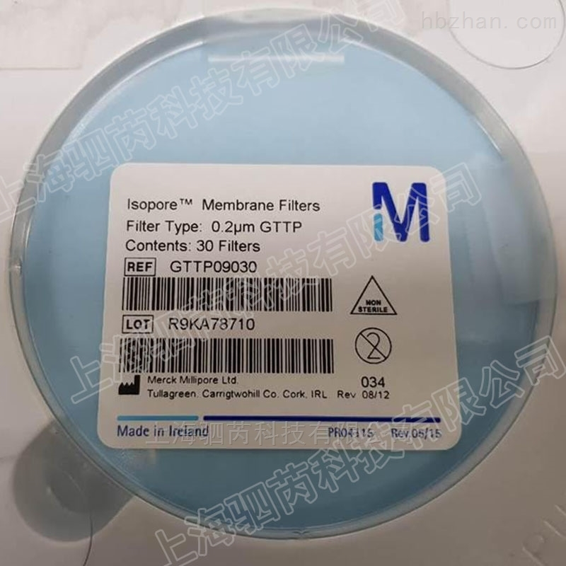 Millipore聚碳酸酯表面滤膜