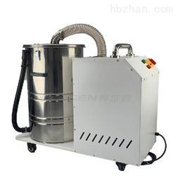 低噪音手推式工业吸尘器