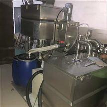 QS-GY-10餐饮油水分离器一体化隔油提升设备