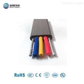 YFFBG柔性带镀锌钢丝抗拉扁电缆