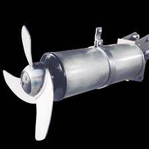 QJB3/8-400/3-740S调节池潜水搅拌机