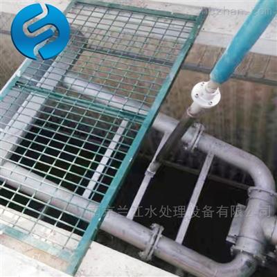 工业废水处理旋转式滗水器