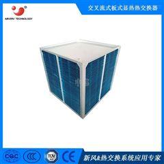 正方形400-400-400涂布烘干用板式换热器