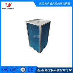 正方形热交换芯 节能环保 空气制水机废热回收器