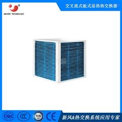 亲水铝箔畜牧业新风系统用能量回收器余热回收换热器