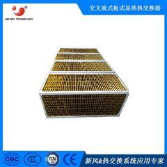 正方形-650-650-650临朐水产品烘干余热回收器