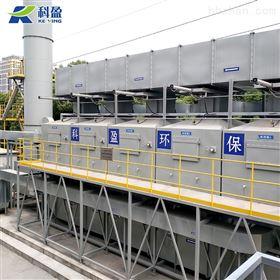 工业印刷催化燃烧装置