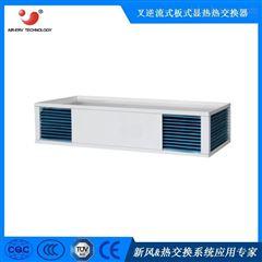 长方形-600-400-500暖通电信散热器热交换芯体