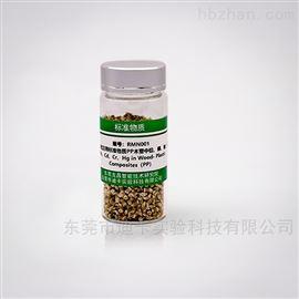 RMN001PP木塑中RoHS重金属标准物质铅、镉、铬、汞