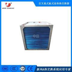 正方形银耳、香菇烘干房余热回收用热交换芯体