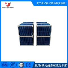 铝换热芯猪舍通风能量回收板式换热芯体