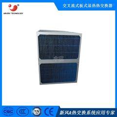 正方形纸管烘干农产品烘干节能余热回收改造换热器