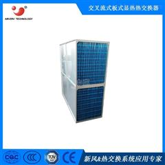 热交换器核桃烘干农产品烘干除湿用显热换热器