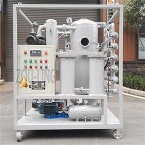 ZJA系列40号绝缘油3ppm双级真空碳钢滤油机