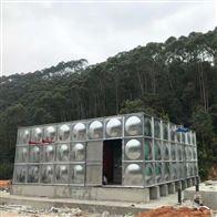 地上箱泵一体化消防增压给水