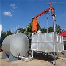 济南固体沥青槽车卸放置换装备