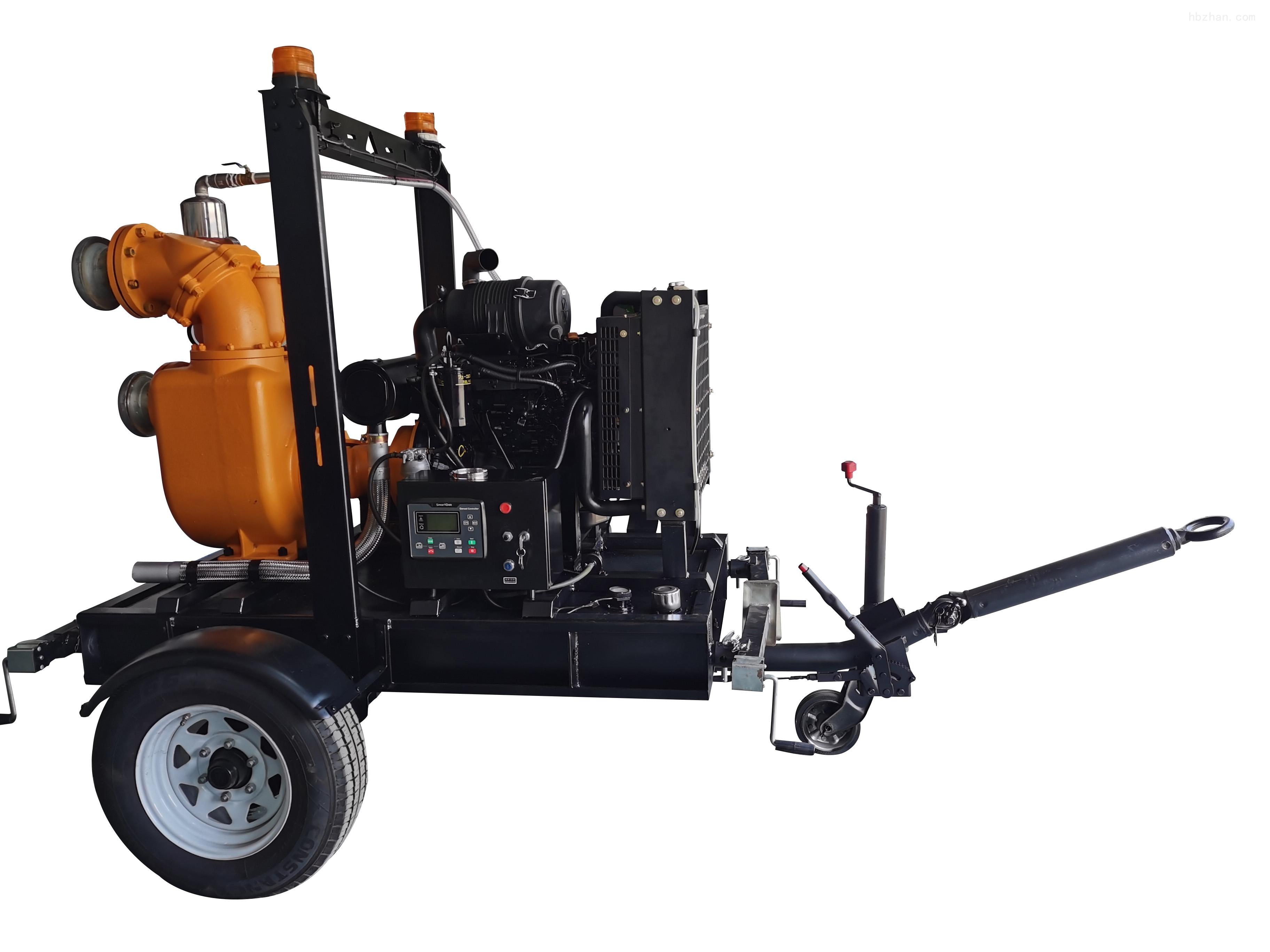 全自动柴油机自吸泵