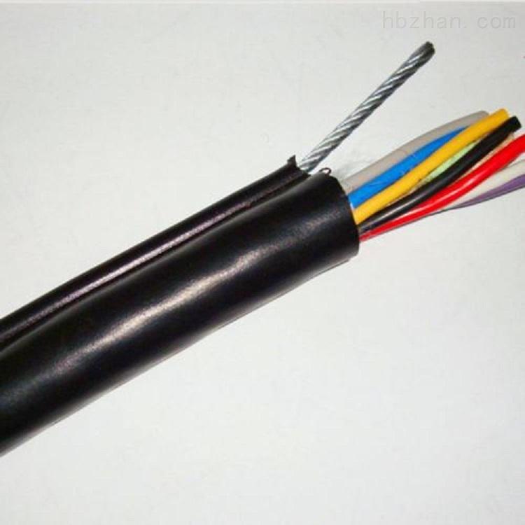 KVVRP2RC自承式行车控制软电缆