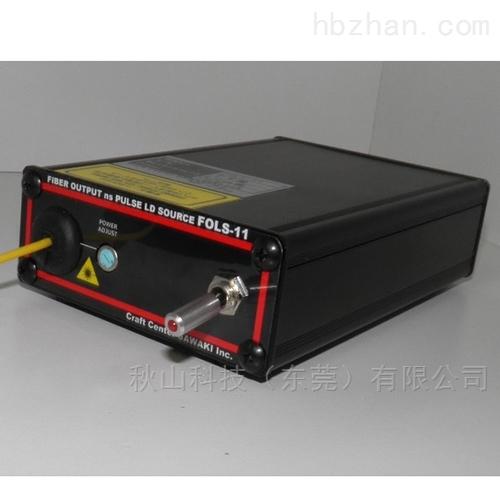 日本ccsawaki SM光纤输出纳秒脉冲LD光源