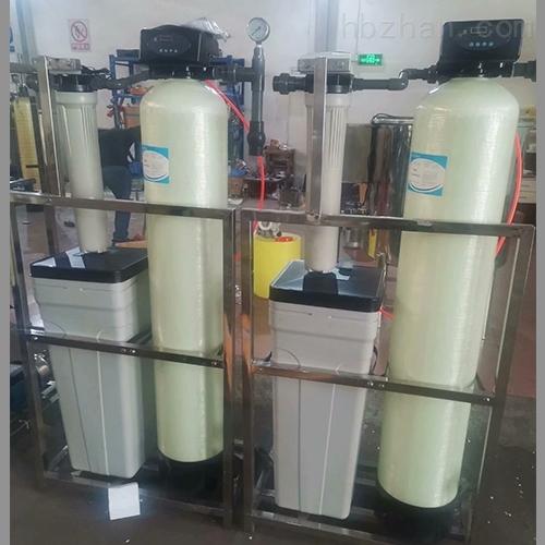 电力行业锅炉软化水装置