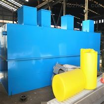 WY-WSZ-10埋地式屠宰污水处理设备