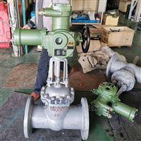 MZ941H-16C DN150煤矿电动闸阀