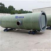 LK一体化预制泵站智能排放