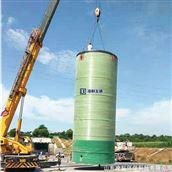 预制一体化泵站凌科环保生产厂家