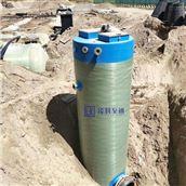 一体化废水提升泵站凌科环保