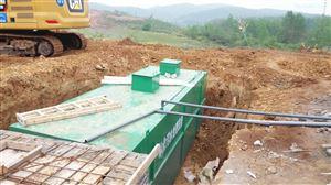 HR-SH桂林市居民楼废水处理设施