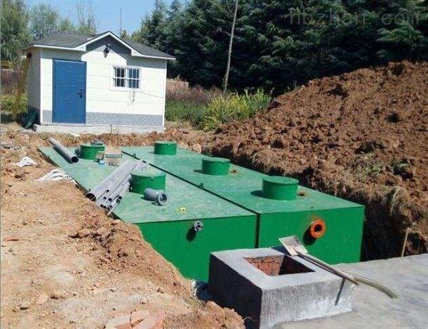 南宁市公园公厕污水处理设施