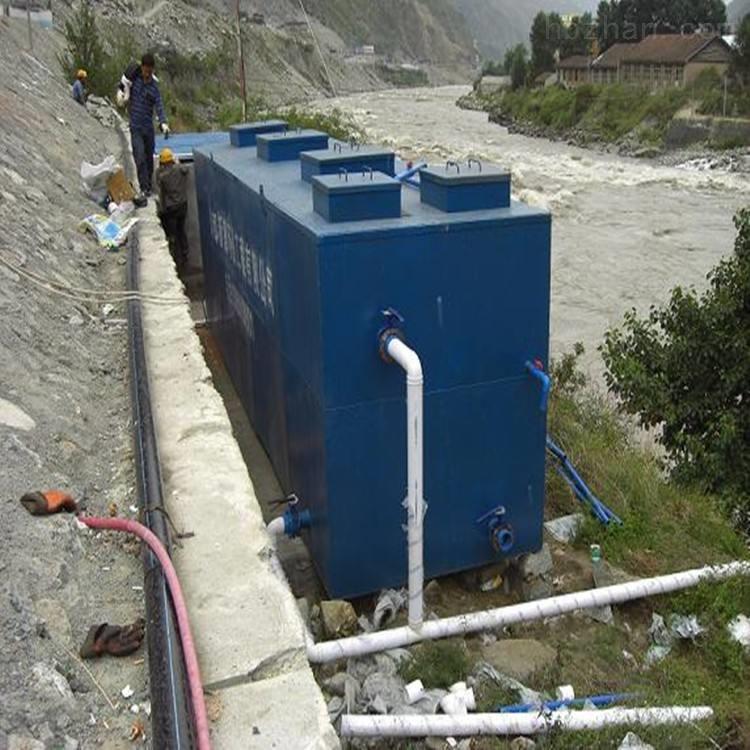 海产品污水处理设备原理