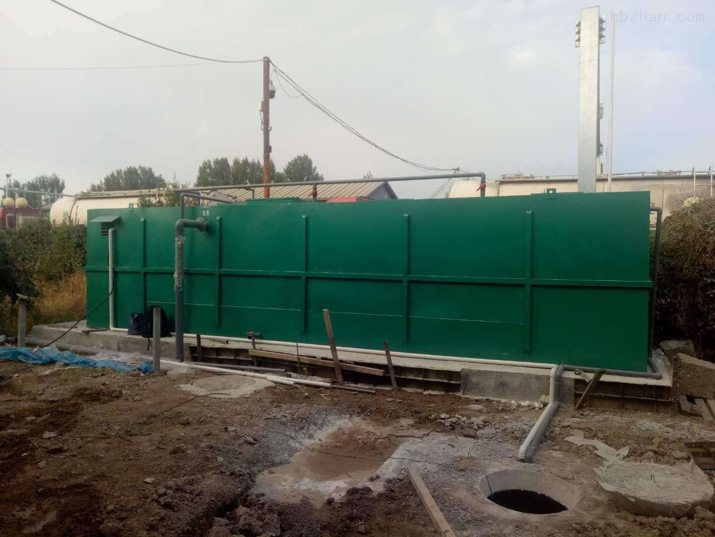 湖北乡镇污水处理设施
