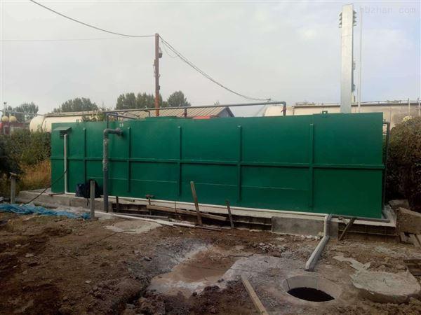 豆腐厂污水处理设备