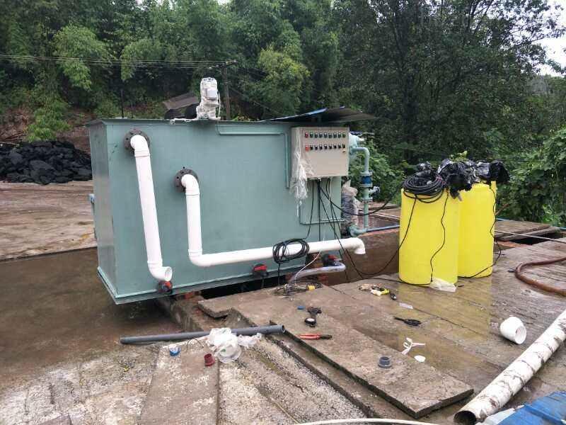 百色市居民楼污水处理设备