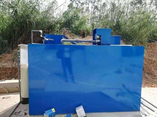 黄冈社区生活废水处理设备