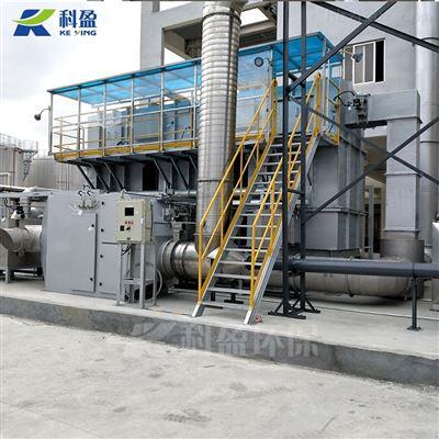 RCO汽油废气处理设备