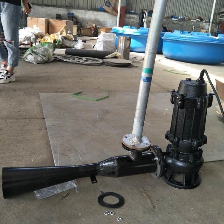 潜水曝气机选型