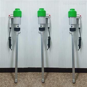 YBYB手提式防爆电动抽油泵