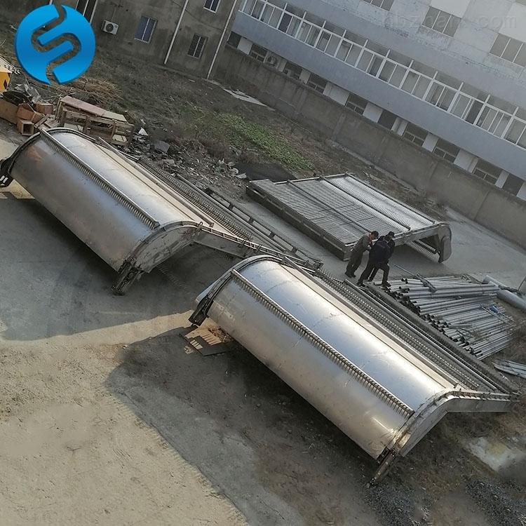 GSHZ-2500雨水泵站反捞式格栅清污机