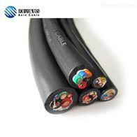 NSHXAFOE 1.8/3KV无卤特种橡胶电力电缆