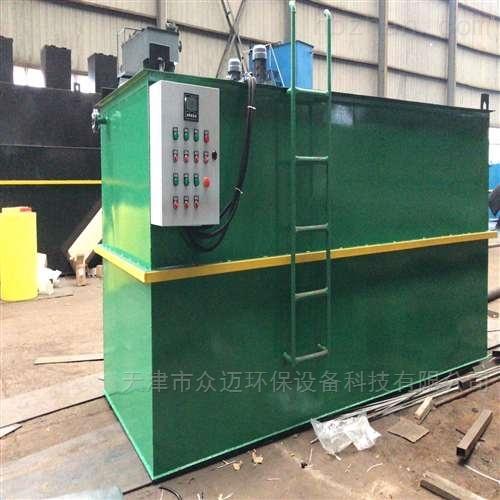 广东乡镇一体化污水处理设备运行费用