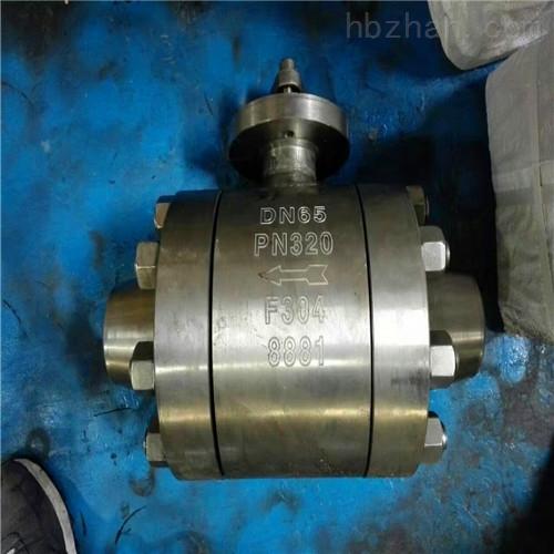 耐高压承插焊球阀